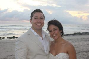 Michelle and Darren